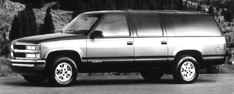 1995 Chevrolet Tahoe 1500 2dr 4WD