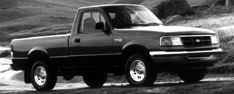 1995 Ford Ranger Regular Cab Short Bed