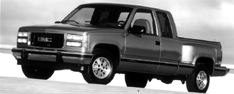 1995 GMC Sierra 1500 Club Cpe 141.5 WB 4WD