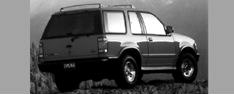 Ford Explorer XL 2-Door