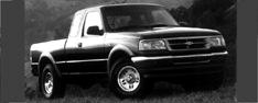 1996 Ford Ranger Supercab 125.2 WB XL
