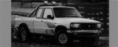 Mazda B4000 LE 2D Standard Cab