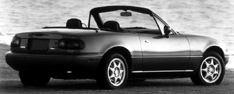 1996 Mazda Miata 2D Convertible