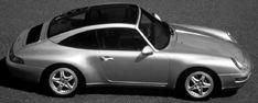 1996 Porsche 911 Carrera 4S 2D Coupe