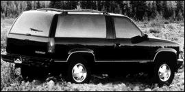 1997 Chevrolet Tahoe 1500 4dr