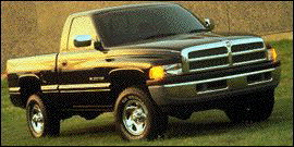 1997 Dodge 1500 Ram 2D Standard Cab