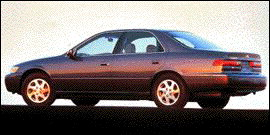 1997 Toyota Camry 4dr Sdn