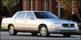 Used 1998 Cadillac d'Elegance