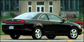 1998 Honda Accord Sedan 4dr Sdn EX Auto