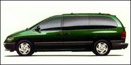 1999 Dodge Grand Caravan LE