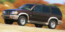 1999 Ford Explorer Sport Utility 2D