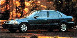 1999 Honda Civic LX 4D Sedan