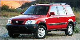 1999 Honda CR-V LX MANUAL 4X4