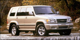 1999 Isuzu Trooper S