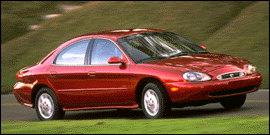 1999 Mercury Sable C