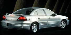 1999 Pontiac Grand Am SE1