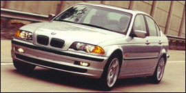 2000 BMW 3 Series 328I 4dr Sdn