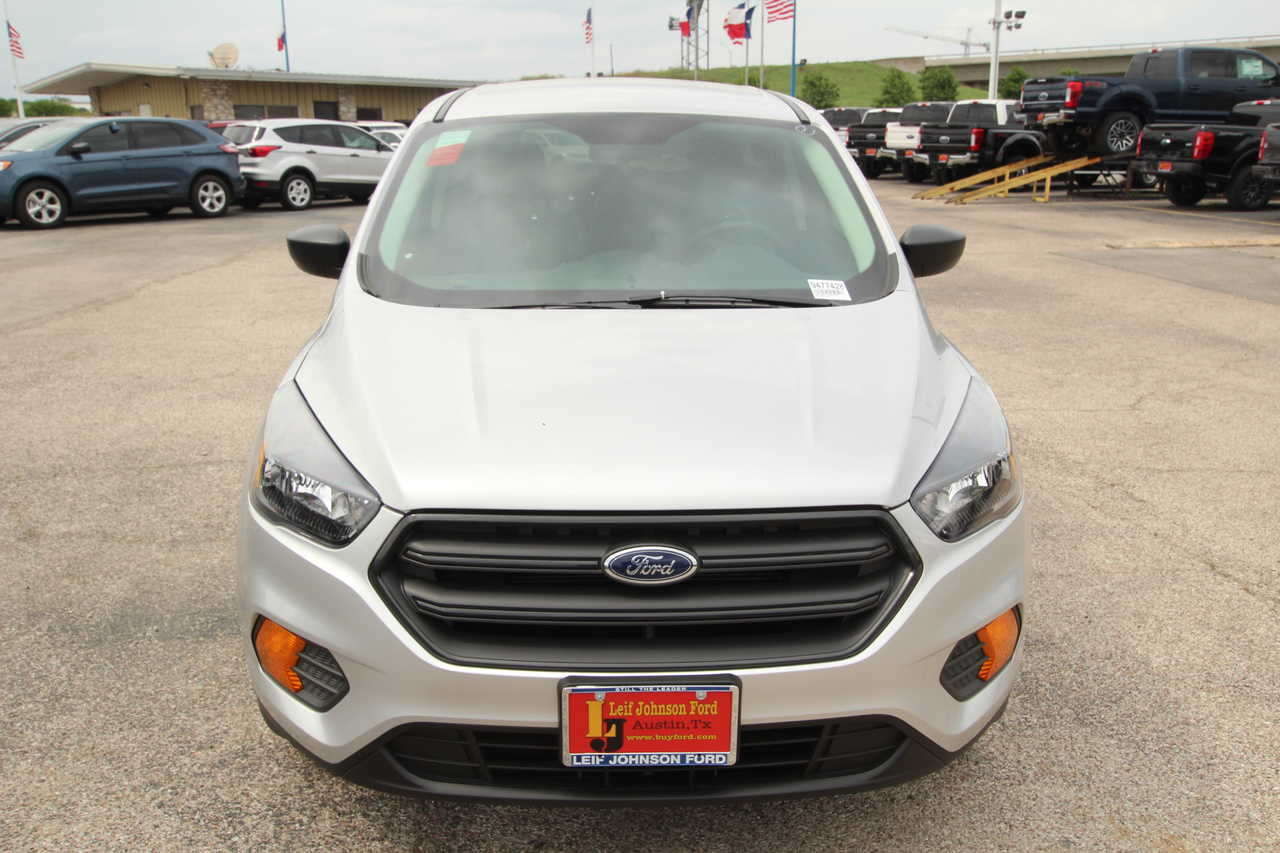 Leif Johnson Ford Austin Tx >> 2019 Ford Escape S Fwd Stock 9477428