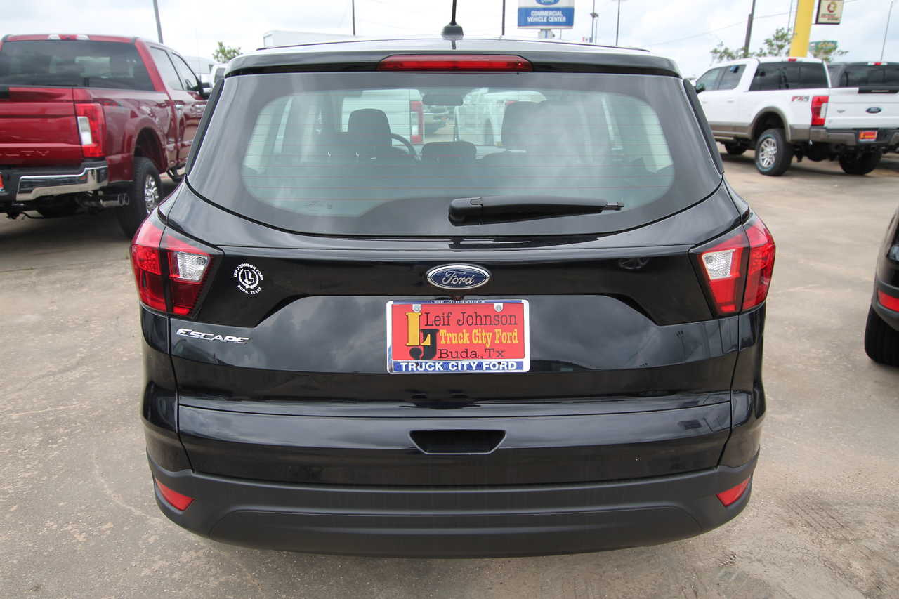 Truck City Ford Buda Texas >> 2019 Ford Escape S Fwd Stock 9471564t