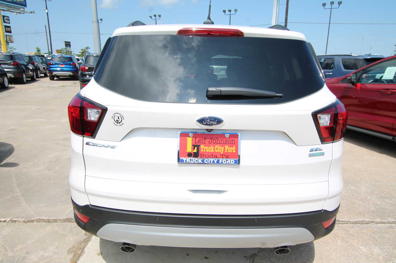Truck City Ford Buda Texas >> 2019 Ford Escape Sel Fwd Stock 9473337t