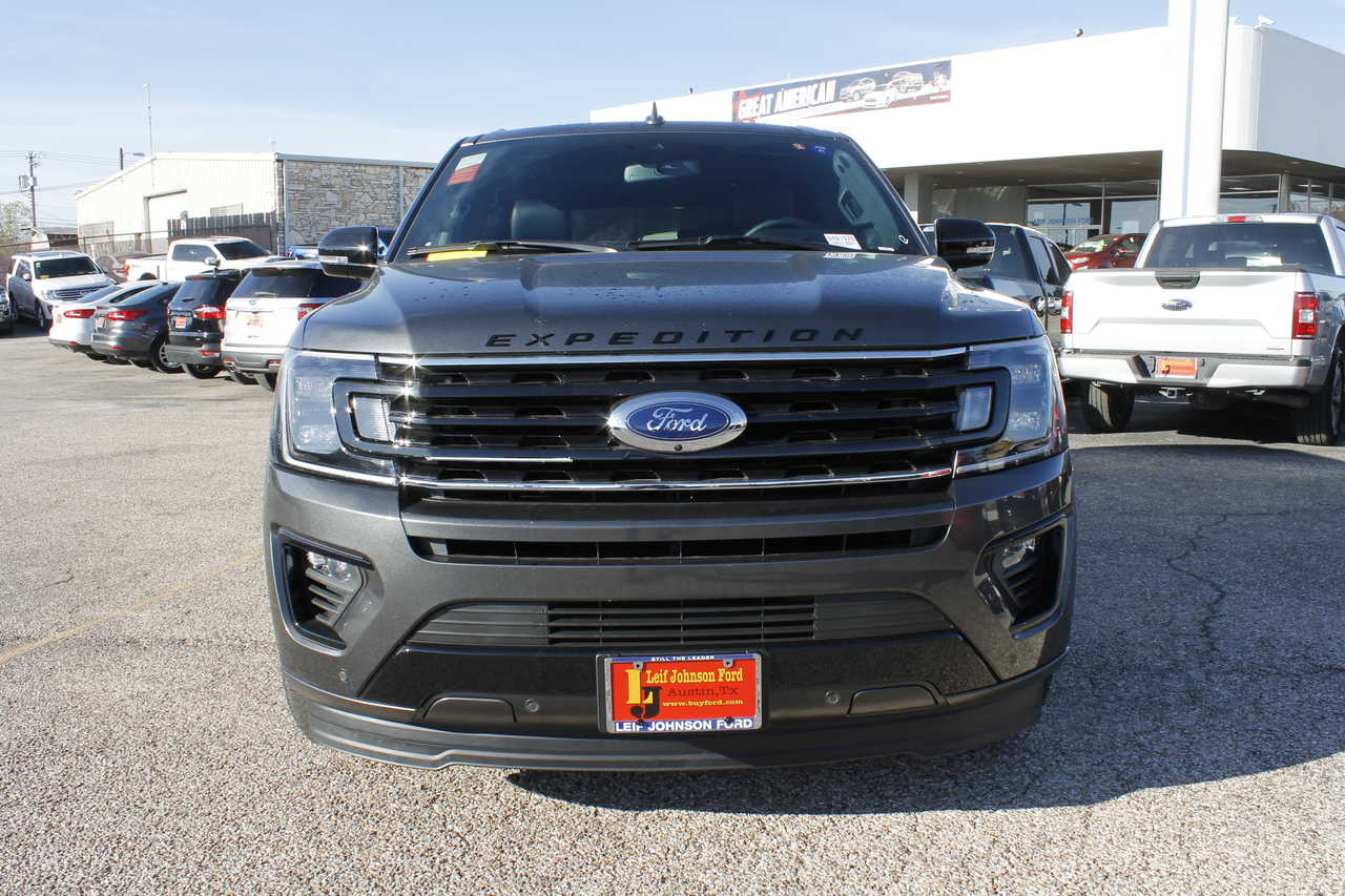 Leif Johnson Ford >> 2019 Ford Expedition Limited Rwd Stock 9401970t