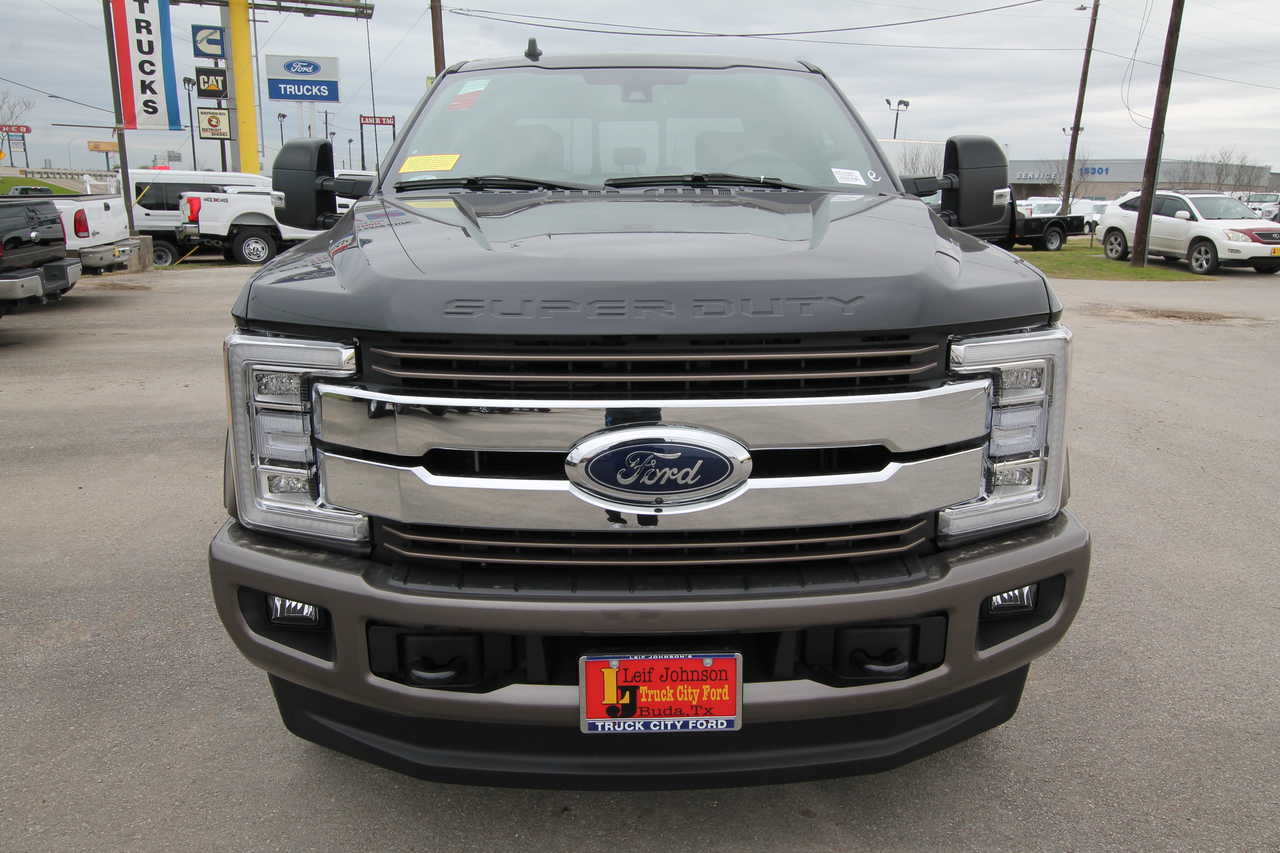 Truck City Ford Buda Texas >> 2019 Ford Super Duty F 350 Crew Cab King Ranch 4wd Stock 9251928tc