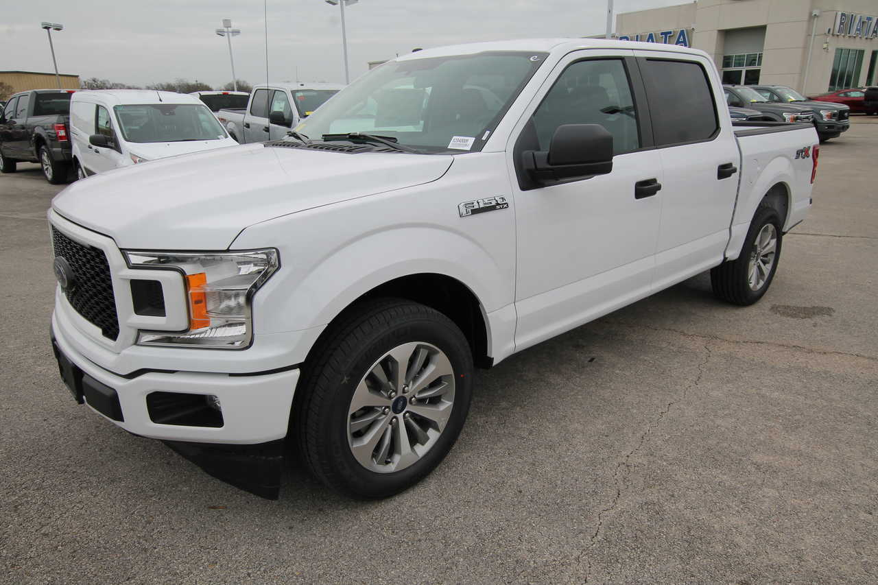 New 2018 Ford F 150 Supercrew 5 5 Box Xl Manor Tx Austin Tx