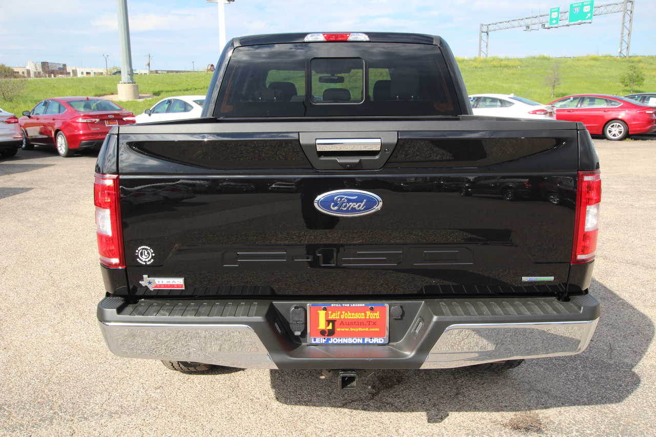 Leif Johnson Ford >> 2019 Ford F 150 Supercrew 5 5 Box Xlt 4wd Stock 9256806