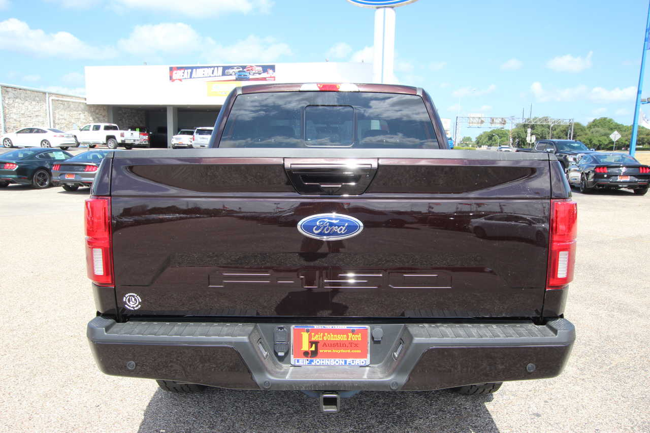 Leif Johnson Ford >> 2019 Ford F 150 Supercrew 5 5 Box Lariat 4wd Stock 9251269a