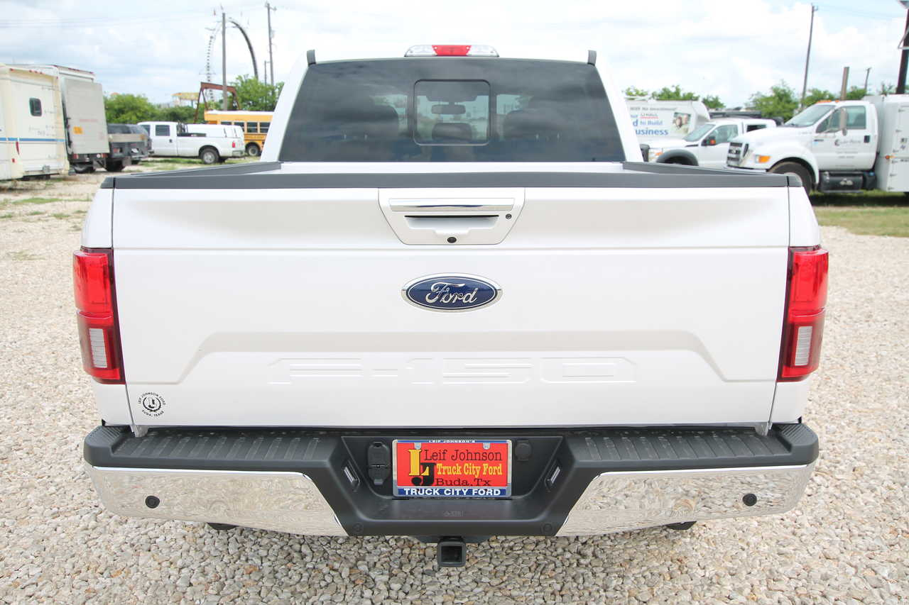 Truck City Ford Buda Texas >> 2019 Ford F 150 Supercrew 5 5 Box Lariat 4wd Stock 9254179t
