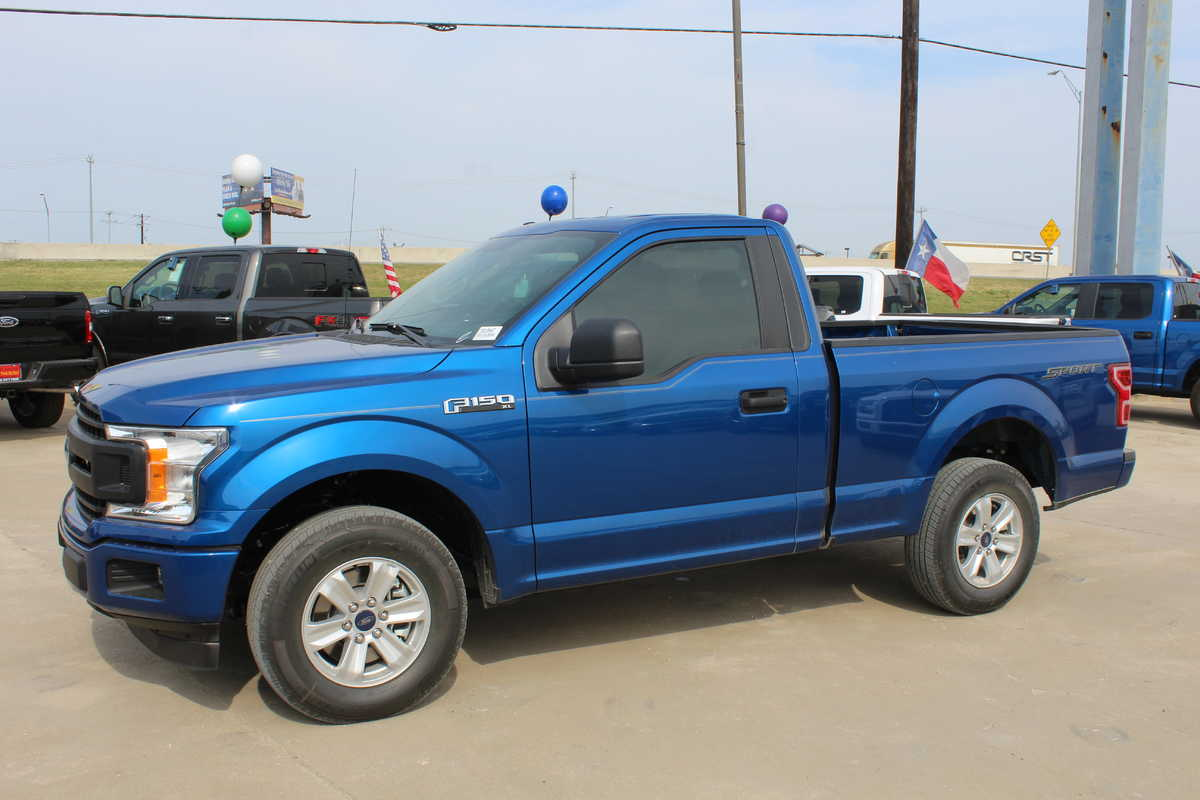 2018 Ford F-150 Regular Cab 6.5' Box XL
