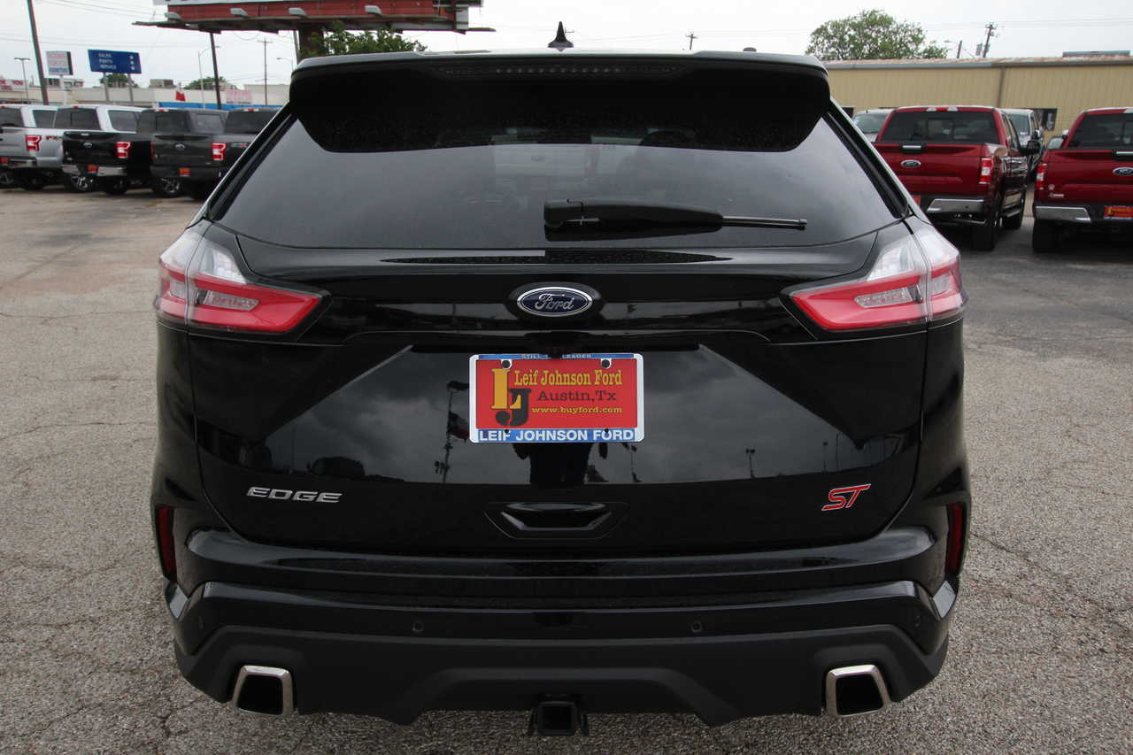 Leif Johnson Ford Austin Tx >> New 2019 Ford Edge St Austin Tx Leif Johnson Ford