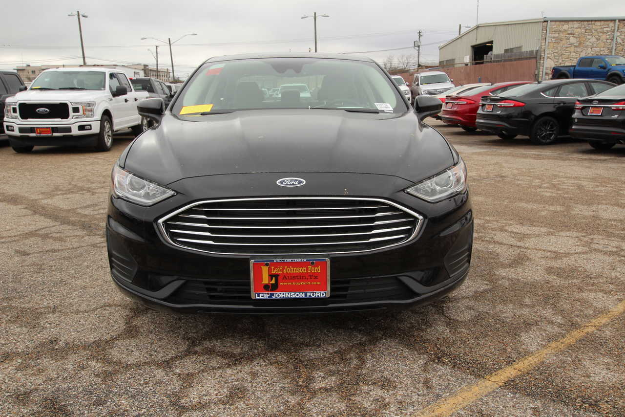 Leif Johnson Ford >> 2019 Ford Fusion S Fwd Stock 978126