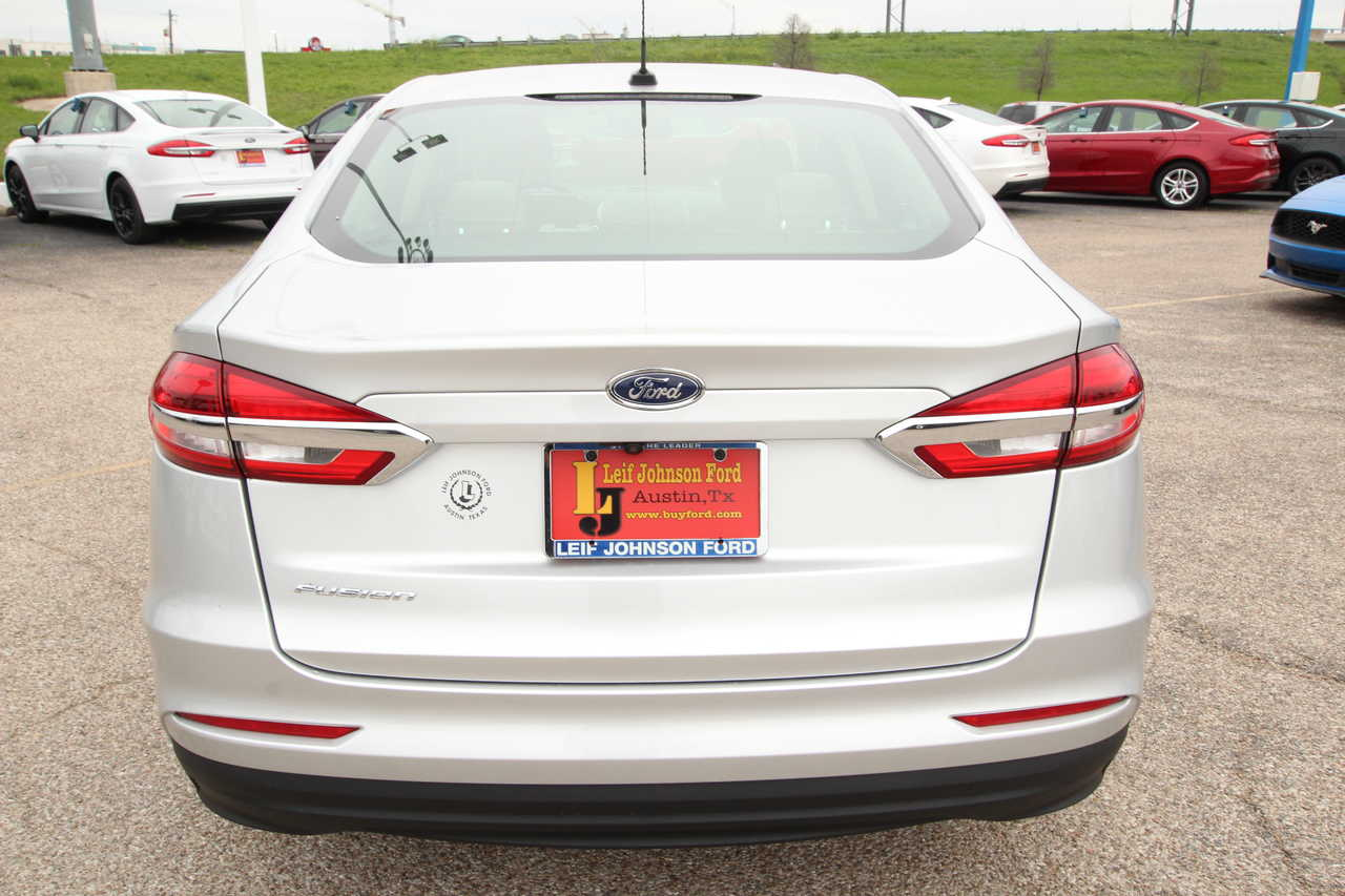 Leif Johnson Ford Austin Tx >> New 2019 Ford Fusion S Austin Tx Leif Johnson Ford