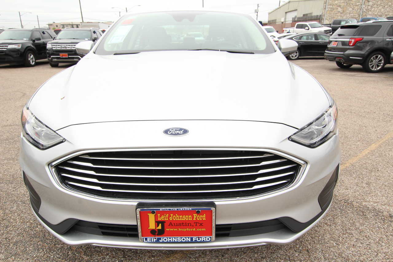 Leif Johnson Ford Austin Tx >> 2019 Ford Fusion S Fwd Stock 970935