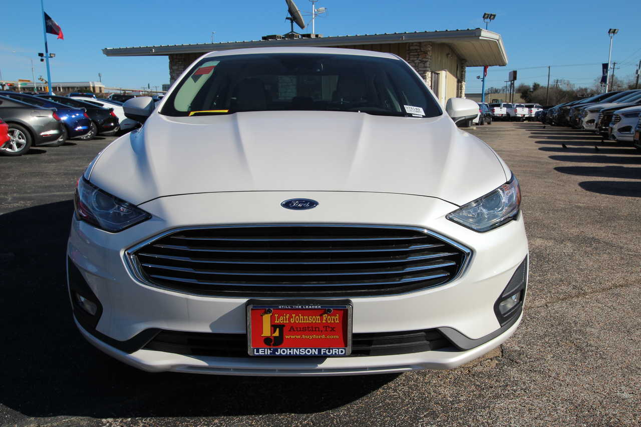 Leif Johnson Ford >> 2019 Ford Fusion Se Fwd Stock 978140