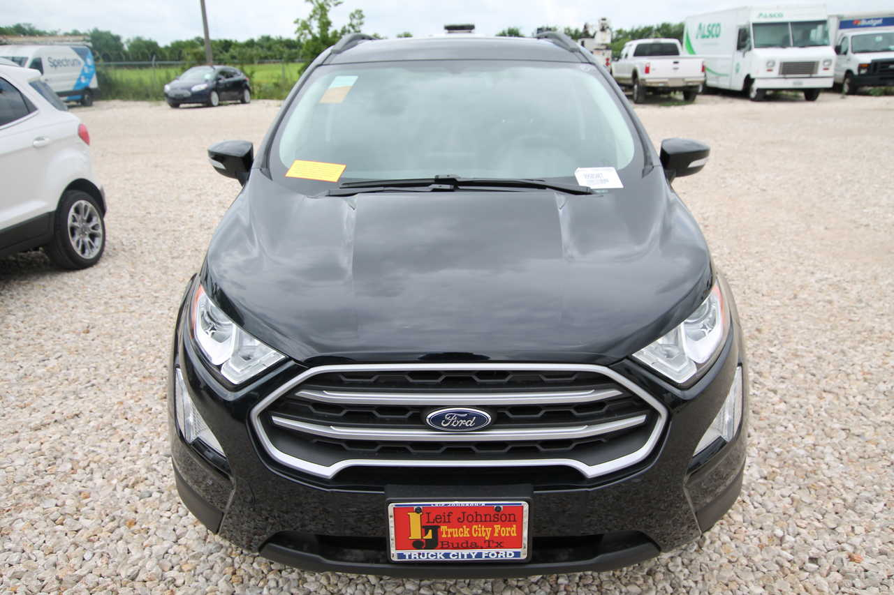 Truck City Ford Buda Texas >> 2019 Ford Ecosport Se Fwd Stock 9950506t