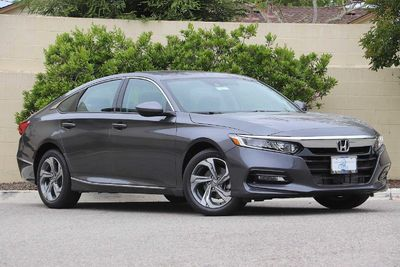 2020 Honda Accord Sedan 1.5T L4 EX