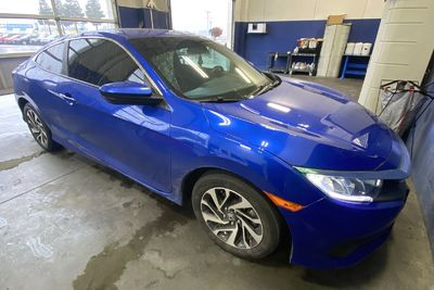 2018 Honda Civic Coupe 2.0 L4 LX-P