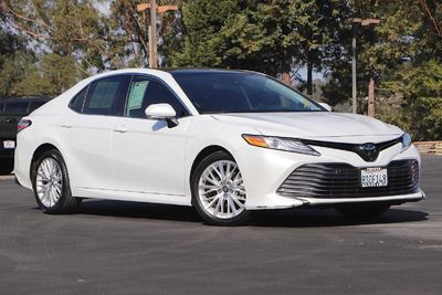 2020 Toyota Camry 2.5L XLE