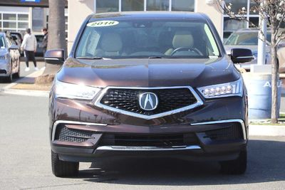 2018 Acura MDX 3.5L 4D Sport Utility
