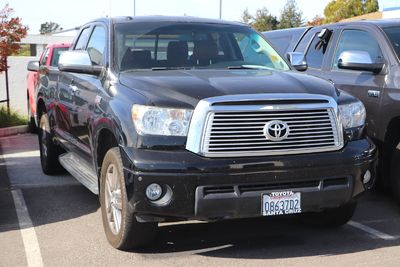 2013 Toyota Tundra Limited 4D Double Cab