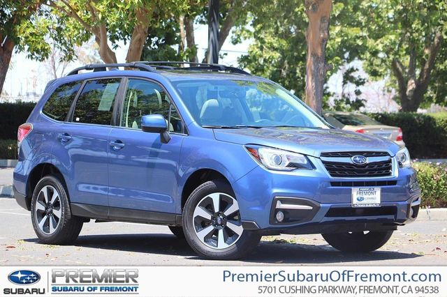 2018 SUBARU FORESTER 25I LIMITED 4D SPORT UTILITY 370 Axle Ratio Heated Front Bucket Seats Per