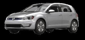 2016 Volkswagen e-Golf SEL Premium 4D Hatchback