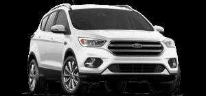 2017 Ford Escape Titanium 4D Sport Utility