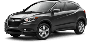 2017 Honda HR-V EX-L 4D Sport Utility