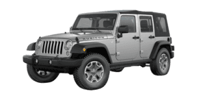 2017 Jeep Wrangler Unlimited Rubicon 4D Sport Utility