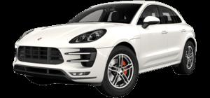 2017 Porsche Macan Turbo 4D Sport Utility