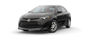 2017 Toyota Corolla LE 4D Sedan