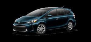 New 2017 Toyota Prius v